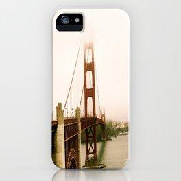 GG Bridge San Francisco iPhone Case