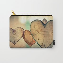 Hearts | Coeurs Carry-All Pouch