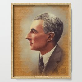 Maurice Ravel, Music Legend Serving Tray