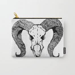 Aries. By Ane Teruel Carry-All Pouch
