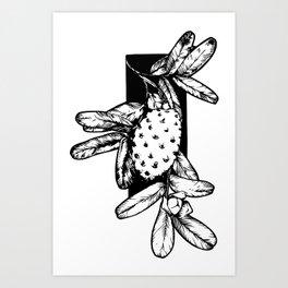 guanabana Art Print