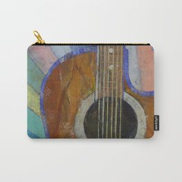 Guitar Sunshine Carry-All Pouch
