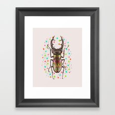 INSECT IV Framed Art Print