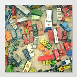 Traffic Jam Canvas Print