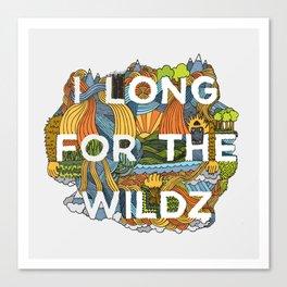 The Wildz Canvas Print