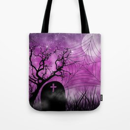 Hallow In Pink Tote Bag