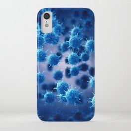 Viral disease iPhone Case