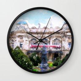 Cracow art 24 #cracow #krakow #city Wall Clock