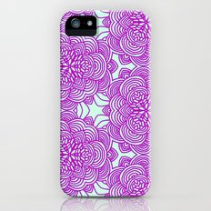 Abstract Design 16 Slim Case iPhone (5, 5s)