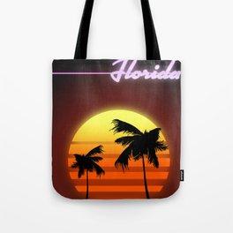 Florida 1984 Tote Bag
