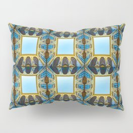 Patterns of a house Pillow Sham