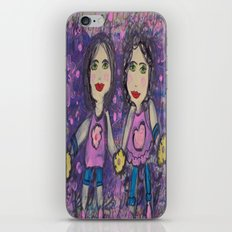 Two of Me iPhone & iPod Skin