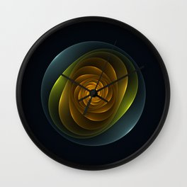 Hypnosis Wall Clock