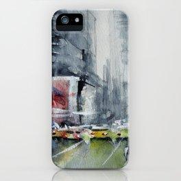 New York - New York iPhone Case
