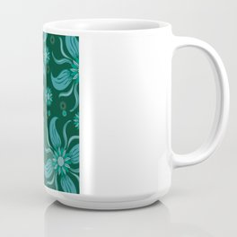 Floral Obscura Coffee Mug