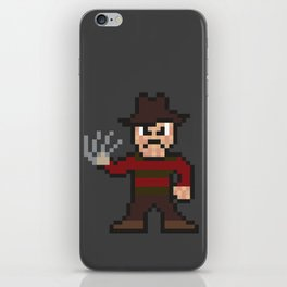 Nightmare on Pixel St. iPhone Skin
