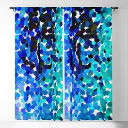 FANTASY-FOREVER IN BLUE DREAMS Blackout Curtain