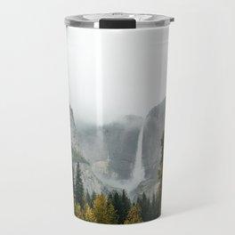 Yosemite Falls Travel Mug