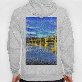 Margaret Bridge Budapest Van Goth Hoody