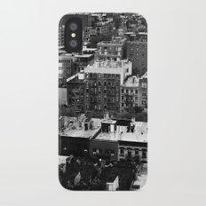 Lower East Side Skyline #3 iPhone X Slim Case