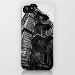 Staircase on Mangle Street iPhone Case