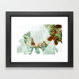 ISO Framed Art Print