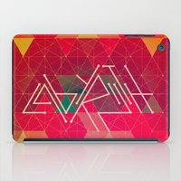 labyrinth iPad Cases featuring Labyrinth by GUST