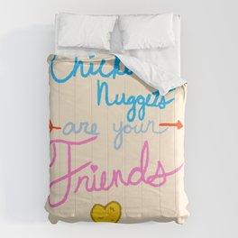 McFriendship Comforters