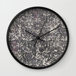 Medieval modern 1 Wall Clock