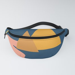 Pink River Fanny Pack