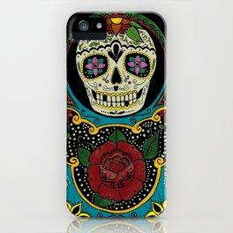 Mexican Matryoshka iPhone Case