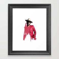 Theophilus London Framed Art Print