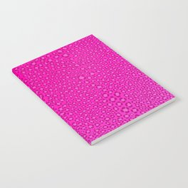 Wild Thing Hot Pink Leopard Print Notebook