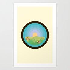 Primo Vere Art Print