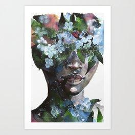 Garden II Art Print