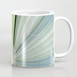 Fanned Palms Coffee Mug