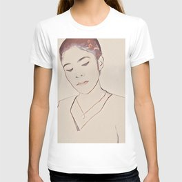 Lady From Japan T-shirt
