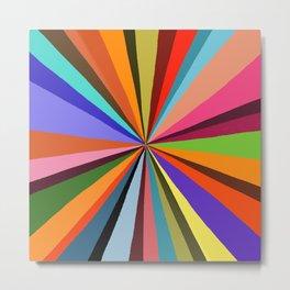 Technicolor dream 001 Metal Print