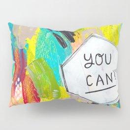 You can! Pillow Sham