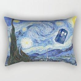 Doctor Show Who Rectangular Pillow