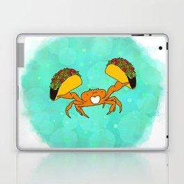 Flock of Gerrys Crabarita discovers Tacos Laptop & iPad Skin