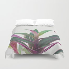 Boat Lily II Duvet Cover