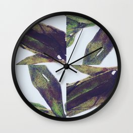 The Olive Branch Show Wall Clock