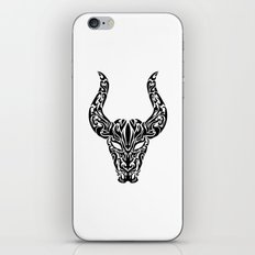 Taurus iPhone & iPod Skin