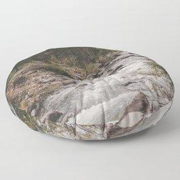 Stream of Consiousness Floor Pillow