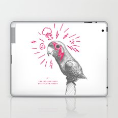 Contemptuous parrot Laptop & iPad Skin