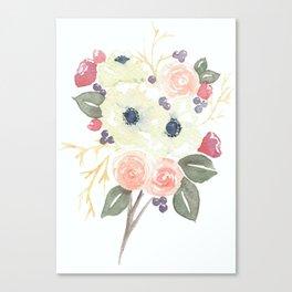 Bouquet No. 2 Canvas Print