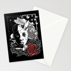 Wings of Change Stationery Cards