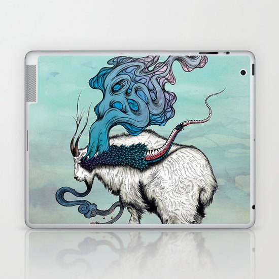 Seeking New Heights Laptop & iPad Skin