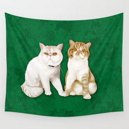 Teagues and Oliver Wall Tapestry